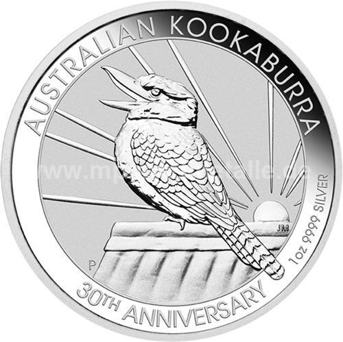 Kookaburra 1oz (differenzbesteuert) (2020)