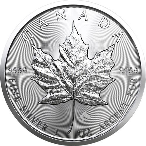 Maple Leaf 1oz (differenzbesteuert) (2020)