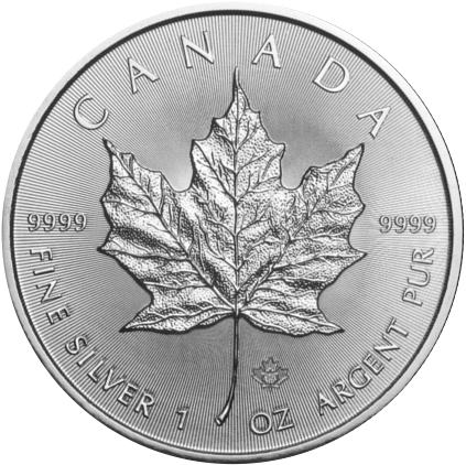 Maple Leaf 1oz (differenzbesteuert)  (2019)