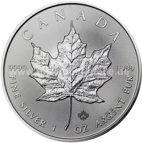 Maple Leaf 1oz (differenzbesteuert)
