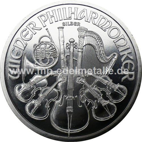 Philharmoniker 1oz (differenzbesteuert)