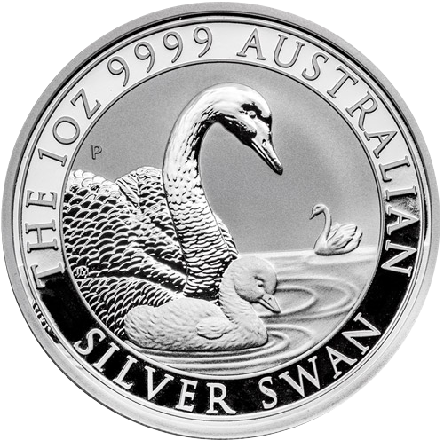 Schwan 1oz (differenzbesteuert) (2019)