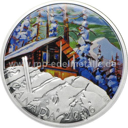 20 Dollar Ski Chalet (differenzbesteuert) (2016)