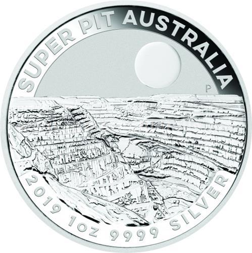 Super Pit Australia 1oz (differenzbesteuert) (2019)