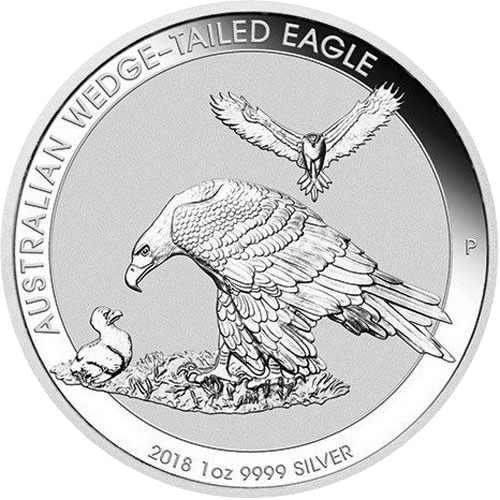 Australian Wedge Tailed Eagle 5oz(differenzbesteuert) (2018)